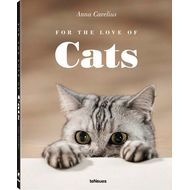 © For the Love of Cats by Anna Cavelius, published by teNeues, www.teneues.com. Photo © Oliver Giel, www.tierfotograf.com